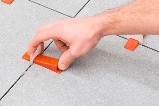 система выравнивания плитки свп