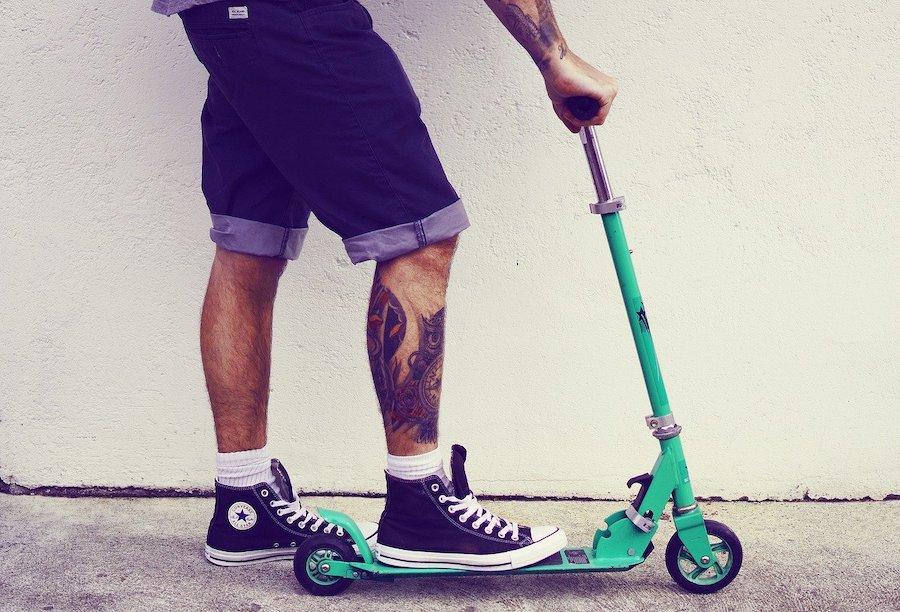 scooter самокат