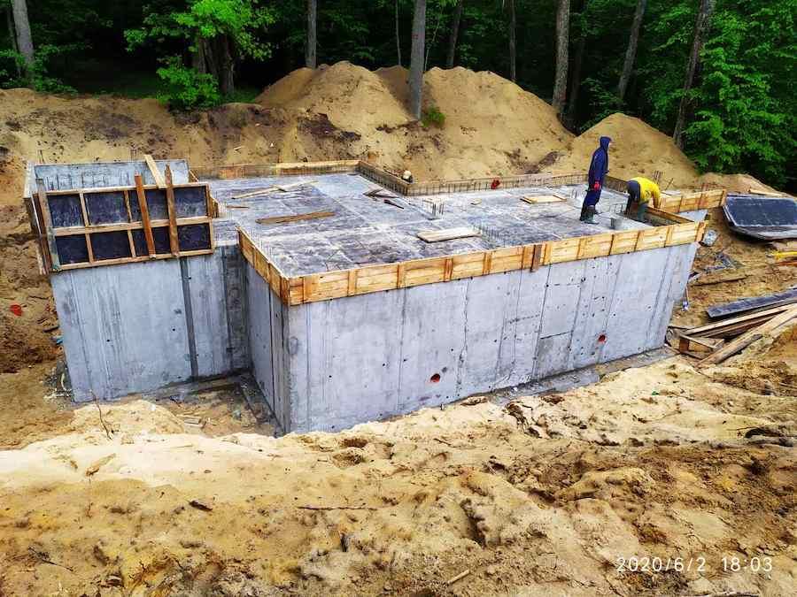 Монолітне будівництво