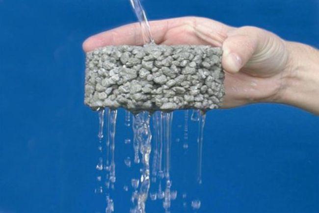 Эко бетон классификация видов бетона
